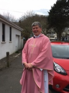 Father Mansel Usher